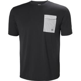Helly Hansen Lomma T-Shirt Herren ebony